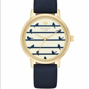 Kate Spade Birds on a Wire Watch